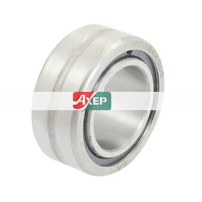 1x NA4905 25 mm x 42 mm x 18mm Drawn Cup Caged Needle Roller Bearing Silver Tone