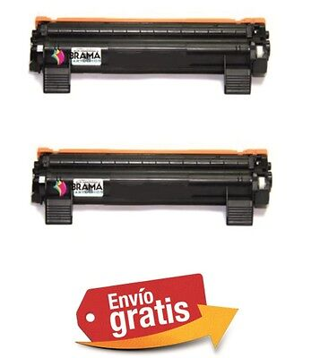 2 X Toners Compatibles Non Oem Brother Tn-1050 Dcp1612W Hl1112 Hl1212W Mfc1810