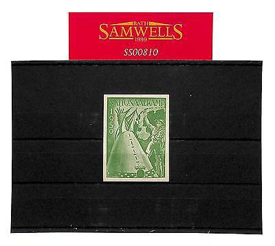 SS810 Scouting Cinderellas 1950 NATIONAALKAMI imperforate not seen by us before