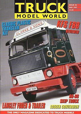 Truck Model World Magazine Issue 42 from May 1997