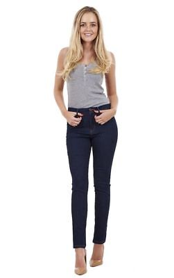 Ladies Quality Skinny Jeans Womens Slim Fit Denim Cotton Stretch Jeggings