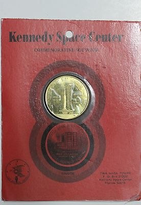 Kennedy Space Center Commemorative Medal (Me/c2)