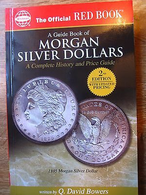 Official Red Book A Guide Book to Morgan Silver Dollars - 2nd Edition #4