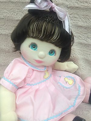 My Child Doll ~ US Brunette Top Knot ~ Fully Dressed/Shoes ~  BIN or Best Offer
