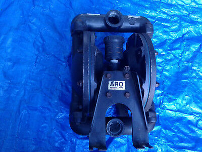 used  ARO Ingersoll-Rand 666100-244-C Pump