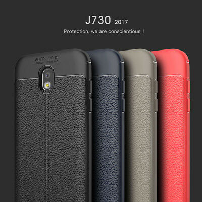 For Samsung Galaxy J3 J5 J7 2017 Luxury Protection Shockproof Silicone Back Case