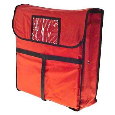 """Update International PIB-20 20"""" x 20"""" Insulated Pizza Delivery Bag"""