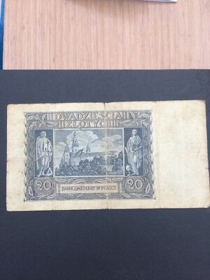 Banknotes 1940 COLLECTABLE