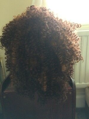 New Curly Wig