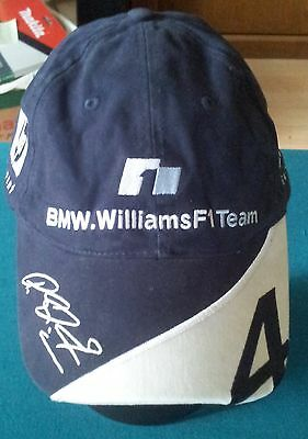 BMW. Williams F1 Team Schumacher Cap