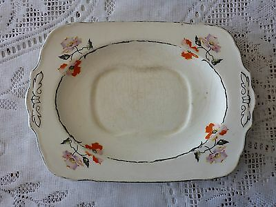 W H GRINDLEY & CO LTD SMALL RECTANGULAR PLATE Ca 1925 A/F