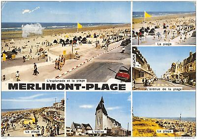62-Merlimont Plage-N°268-A/0309