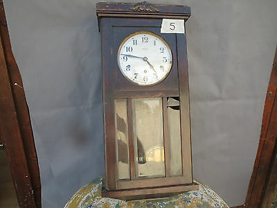 Chime star Clock Westminster box music 8 hammers 8 rods