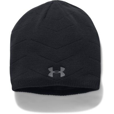 Under Armour Knit Reactor Beanie - Black