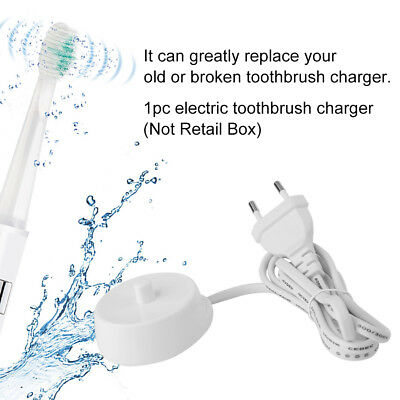 NEW GENUINE EU Plug Oral-B Toothbrush Charger Stand Replacement, Unit type 3757
