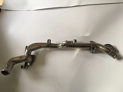 Vauxhall Vectra Astra H Water Pump Pipe 1.9 Cdti Diesel Engines Stainless