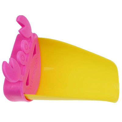 PF New S Faucet Extender Cute Crab Shape For Kid Washing Hands