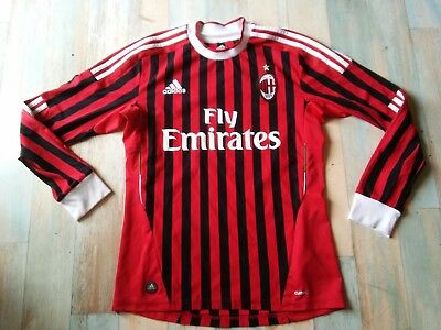 Maillot FOOT ADIDAS AC MILAN FLY EMIRATES T/S/D3 TBE