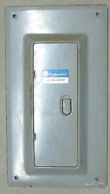 Pushmatic panel cover  100 Amp 14 space FREE SHIPPING!
