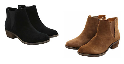 f6e83b6a35b NEW! KENSIE WOMEN S Suede Short Heel Boot VARIETY SIZES AND COLOR ...