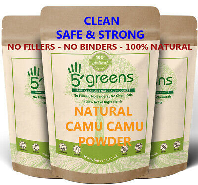 Organic Certified Camu Camu Powder : Strongest / Safest / Purest on Ebay A++++++