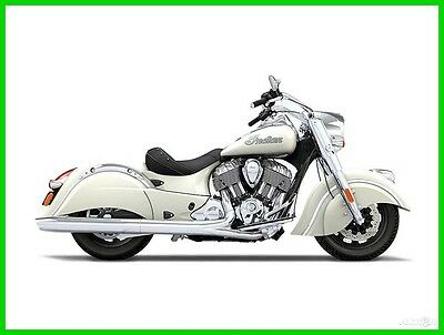 2016 Indian Chief  2016 Indian Motorcycle Chief Classic New
