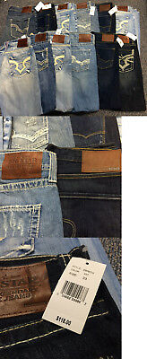 Big Star PREMIUM Mens Denim Jeans Assortment 24pcs. [bigstar24m]