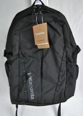 Patagonia REFUGIO PACK 28L Backpack Bag BLK Water Repellent AUTHENTIC 47912 New