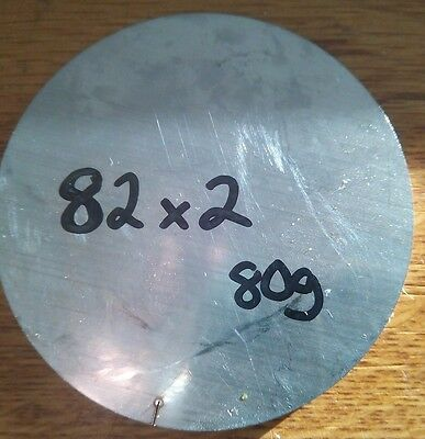 Stainless Steel Disc 82x2