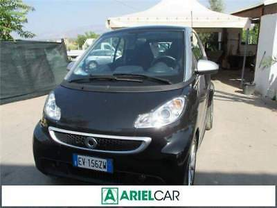 Smart forTwo 1.0 52kW MHD passion