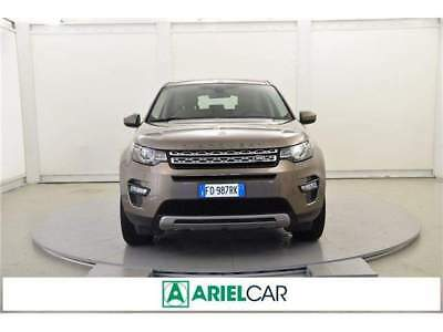 Land Rover Discovery Sport 2.0 TD4 150cv HSE 4WD