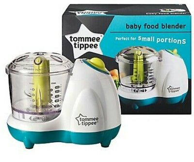 Tommee Tippee Explora BABY FOOD blender Processor Electric Baby Handy NEW in Box