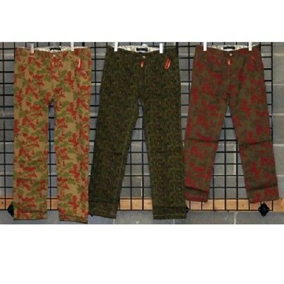 Standard and Grind Mens cotton twill printed pants 24pcs. [SGCTP]