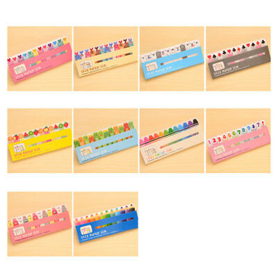 Bookmark Memo Flags Index Sticky Notes Label Paper Stickers Stationery