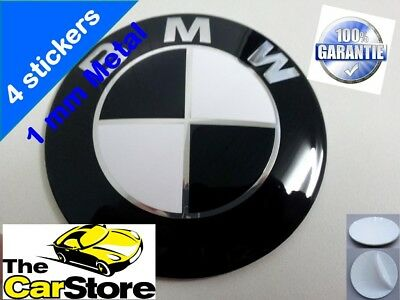 Center Caps Alloy Wheel Hub Badges Emblems Stickers Bmw 7