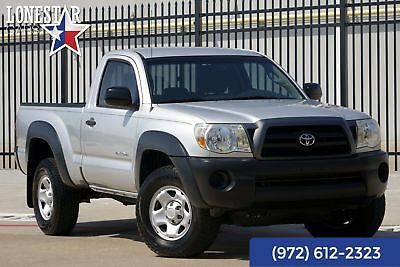 2008 Toyota Tacoma 4x4 One Owner Clean Carfax 2008 Silver 4x4 One Owner Clean Carfax!