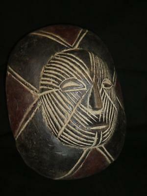Old Tribal Songye Shield Mask ......Fest- gb341