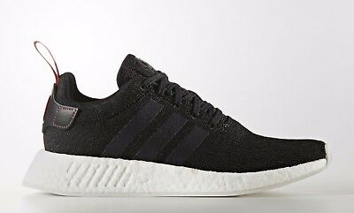 eb6d55145 ADIDAS ORIGINALS MEN S NMD R2 Shoes NEW AUTHENTIC Black Steel BY9917 ...