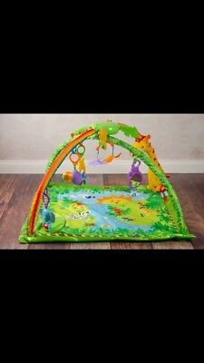 Fisher Price Rainforest Erlebnisdecke