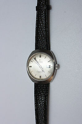 Montre Omega automatique, dateur Seamaster Cosmic 1960 dame