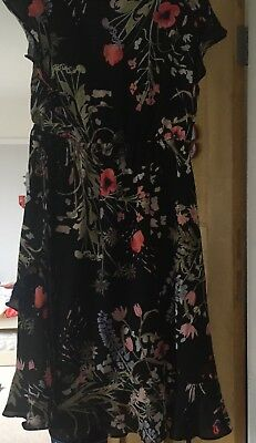 Lovely H&M Maternity Party/Evening/formal Dress Size 12/14 Worn Once