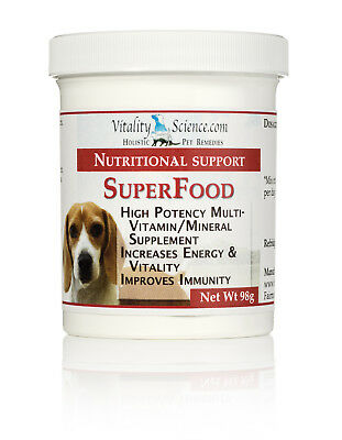 Super Food for Dogs | Multi-Vitamin