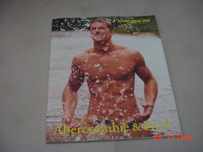 A&F Abercrombie Fitch Spring Break 2000 Catalog