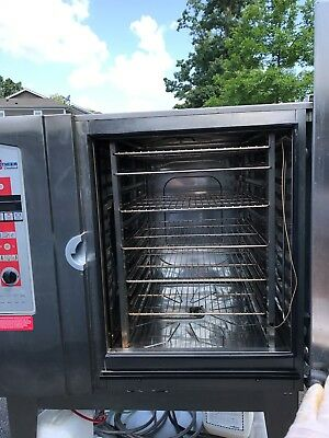 Cleveland Natural Gas Convotherm Combi-Oven Steamer Model OGS-10.20