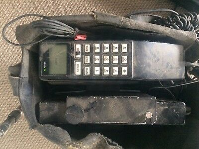 Uniden Cp-090B Cellular Phone- The Old Brick