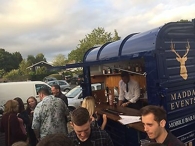 Mobile Horse Box Bar For Hire