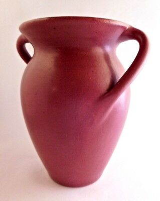 Niloak Pottery Hywood Two-Handled Arts & Crafts Vase