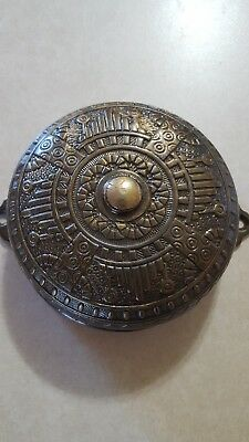 Antique Brass Victorian/Edwardian Door Bell Pull Style 1800s? Great condition