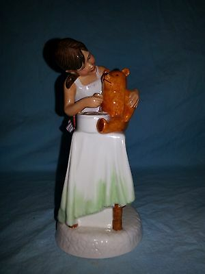 Royal Doulton, Childhood Days, And One For You,  HN-2970, Excellent Condition