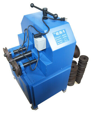 """110V1500W Electric Tube Pipe Bender Roller Round-5/8-3"""" Square-5/8-2"""" New"""